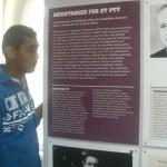 Visite du musée de la Résistance