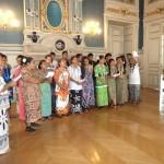 Réception à la mairie de Limoges